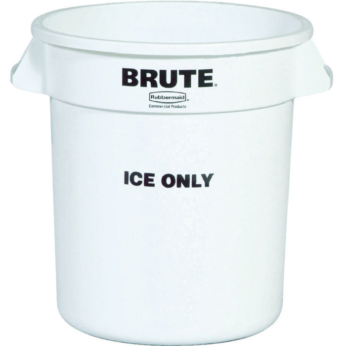 "Brute 10 Gallon Container ""ICE ONLY"""