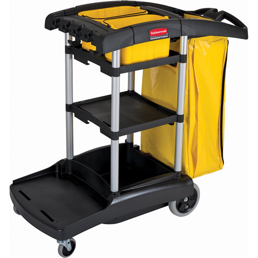 Rubbermaid High Capacity Janitor Cleaning Cart