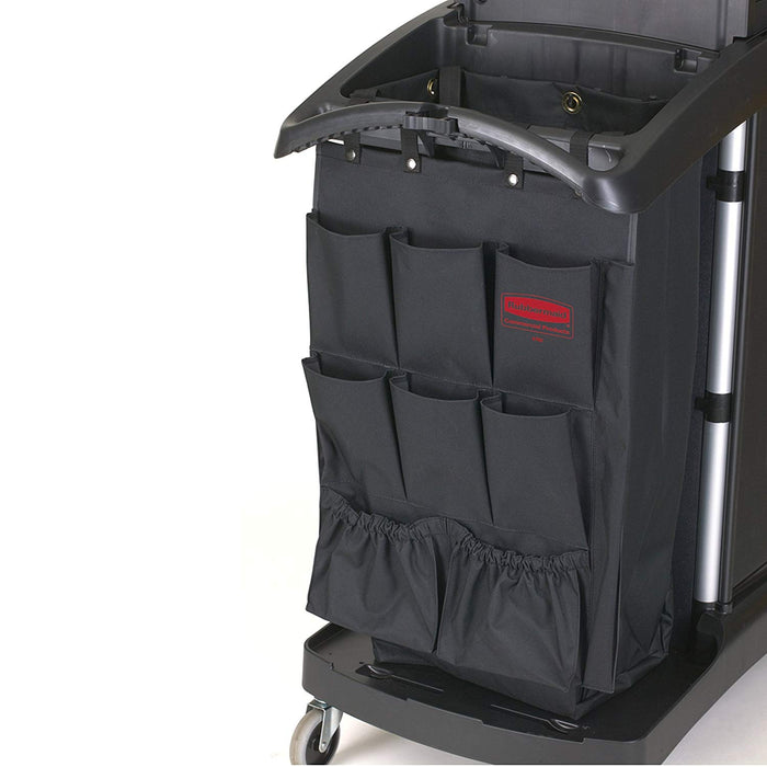 Rubbermaid Executive Organizer Cart Caddy - 9 Pockets