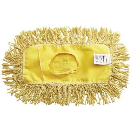Rubbermaid Trapper Dust Mop - Yellow