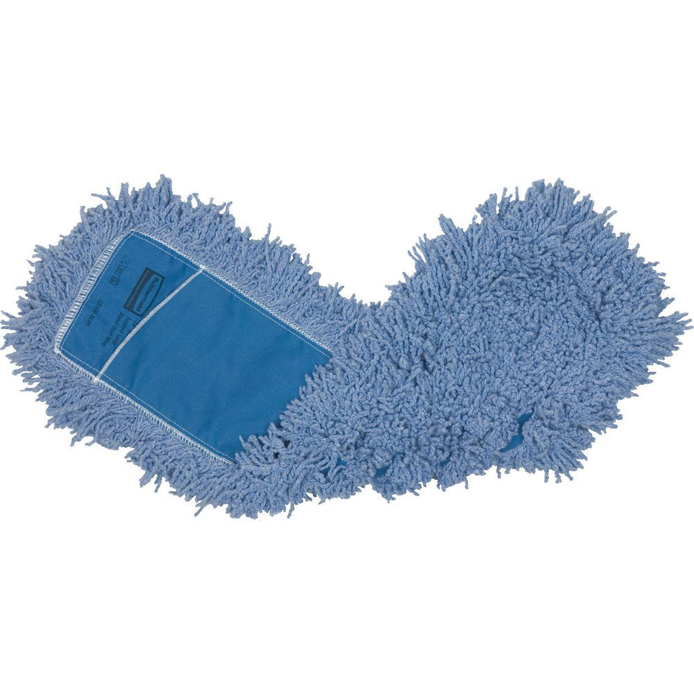 Rubbermaid Twisted Dust Mop Blend Blue