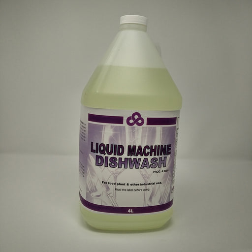 Liquid Machine Dishwash Chlorinated