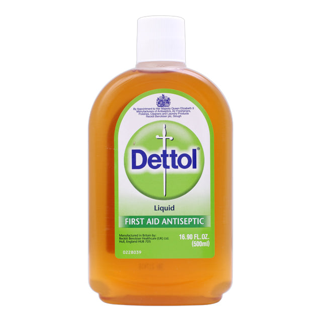 Dettol Disinfectant - 500 mL