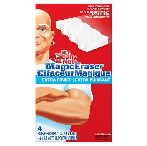 Mr.Clean Magic Eraser HD Extra Power Sponges - 8 Packs X 4/Pack