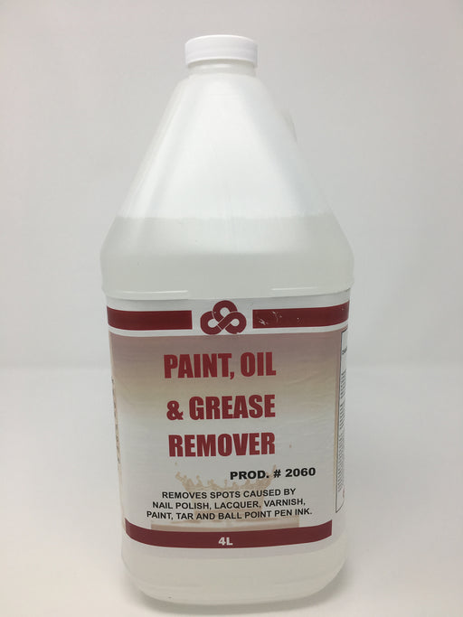 Paint, Oil & Grease Remover