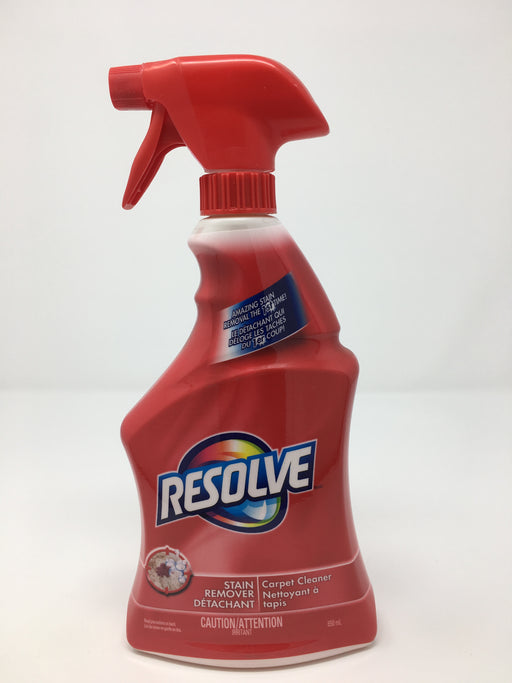 Resolve Carpet Stain Remover - 650 mL