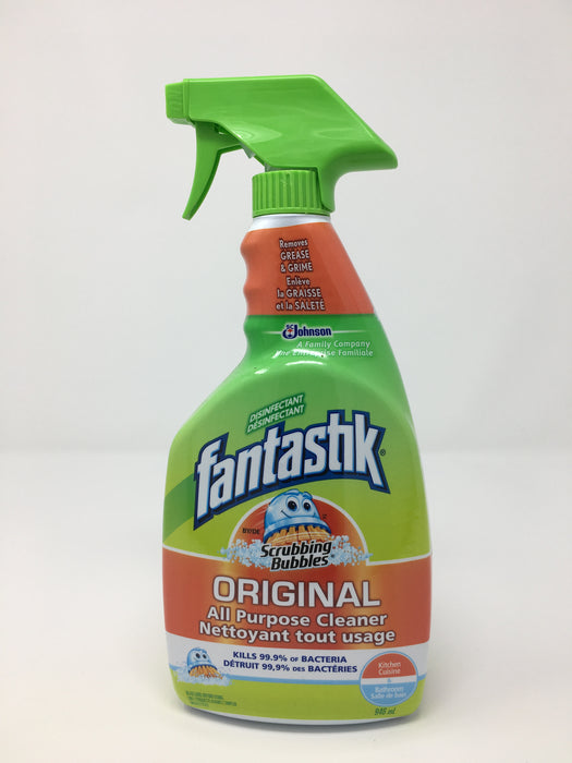 Fantastic All Purpose Cleaner - Health Canada Covid Disinfectant Approved