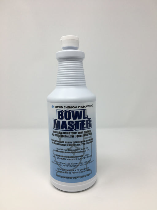 Bowl Master Liquid Bowl Cleaner - 909 mL