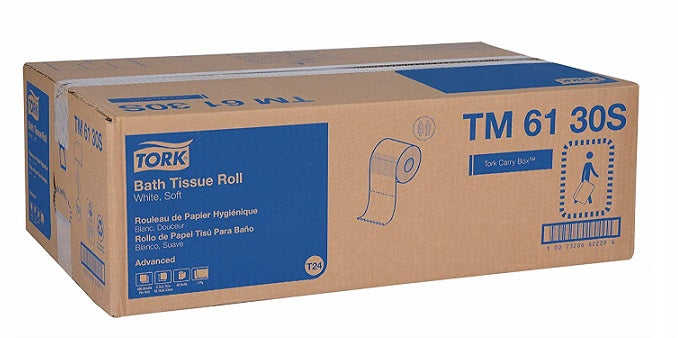 Tork Advanced Bathroom Tissue - TM6130S