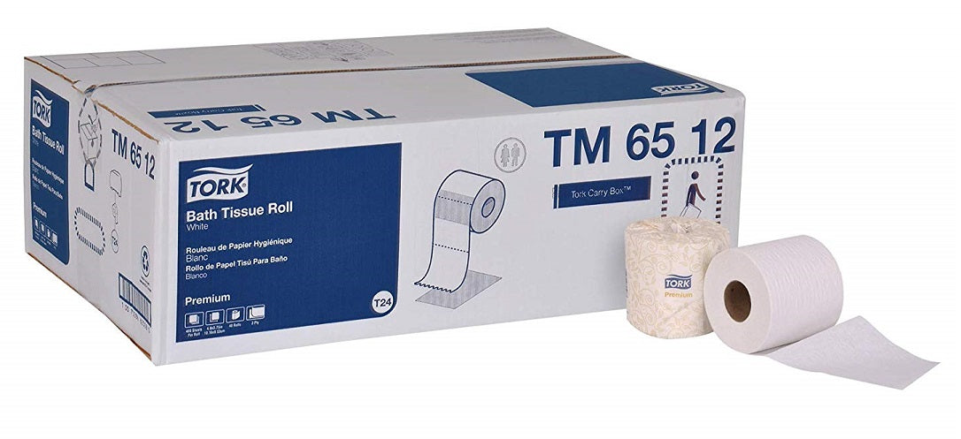 Tork Premium Bathroom Tissue - TM6130S