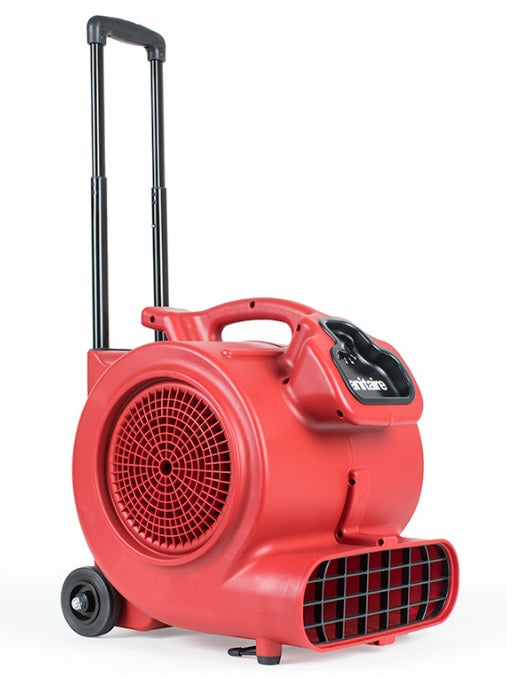 Sanitaire Dry Time Air Mover with Telescopic Handle and Wheels- SC6057A - SPECIAL ORDER***