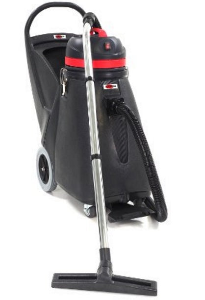 Nilfisk Clarke 24 Inch Shovelnose Wet and Dry Vacuum with Squeegee - SN18WD***