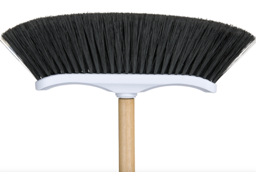 Vileda Professional curved magnetic broom