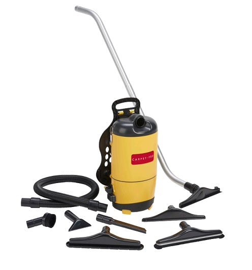 Carpet Pro Backpack Vacuum - SCBP-1