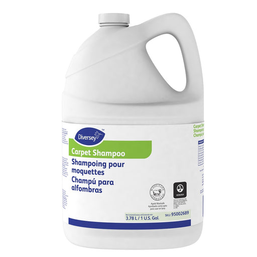 Carpet Shampoo - 4 X 1 Gallon