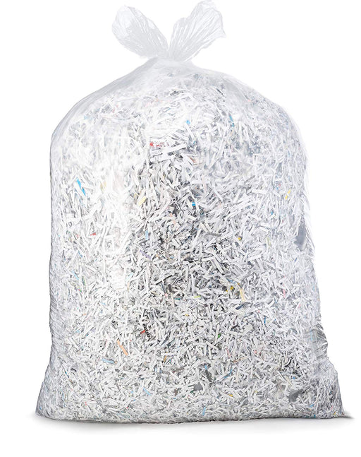 Clear Garbage Bags 42X48