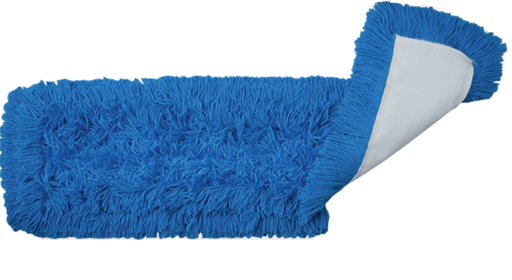 Hi-Stat Tie On Dust Mop - Blue