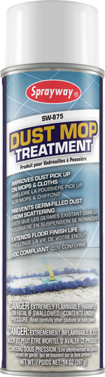 Dust Mop Treatment - 397 grams