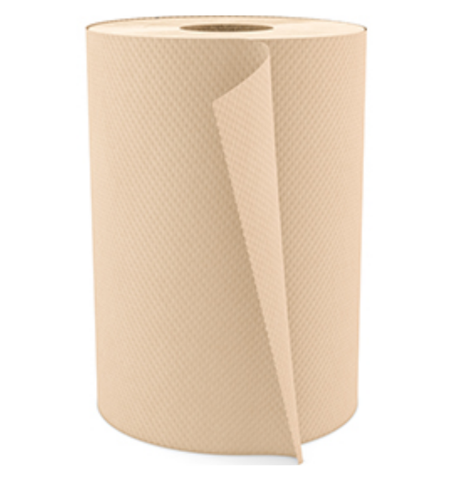 Brown Cascades Pro Select Paper Towel Roll