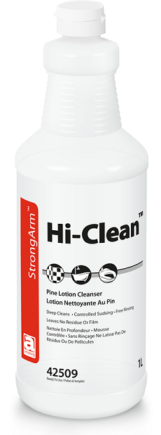 Hi-Clean Bathroom Clean Cleanser - 1 Litre