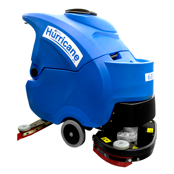 Dustbane Hurricane Traction Walk Behind Floor Scrubber - SPECIAL ORDER***