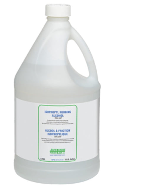 Isopropyl Alcohol Rubbing Compound 70%  - Gallon