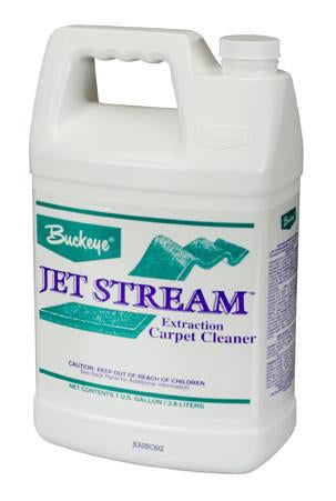 Jet Stream Carpet Extraction Cleaner - 4 X 1 Gallon