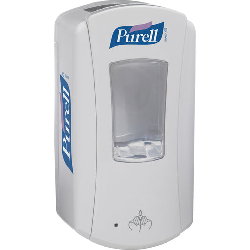 Purell LTX-12 Touch Free Dispenser - White
