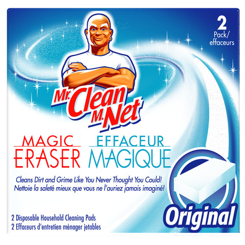 Mr. Clean Magic Eraser Sponges - 12 Packs X 2/Pack