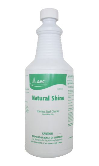 Natural Shine Stainless Steel Polish - 6 X 1 Litre