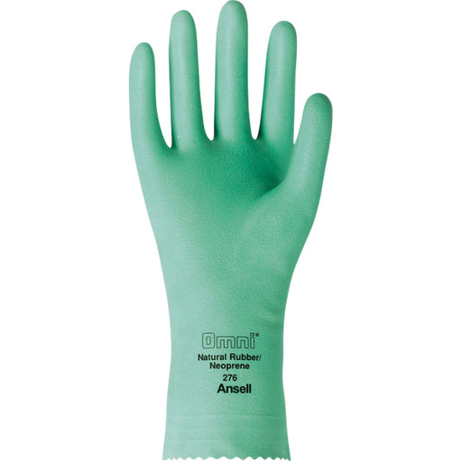 Ansell Alphatec Omni Neoprene/Natural Rubber Latex Gloves 276 - 12 Pairs/Pack