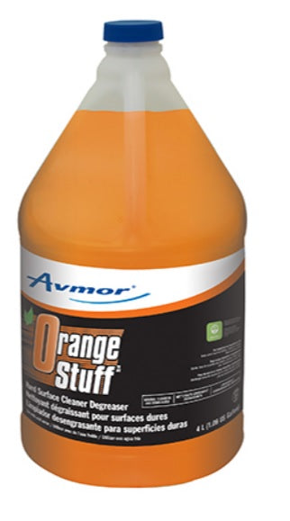 Orange Stuff Hard Surface Cleaner Degreaser - 2 X 4 Litre