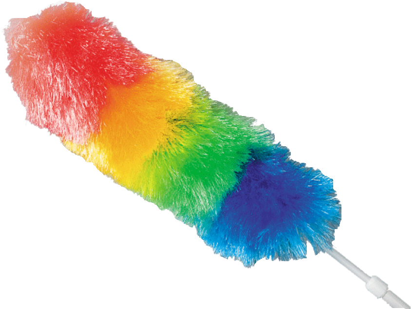 Rainbow Magnetic Duster