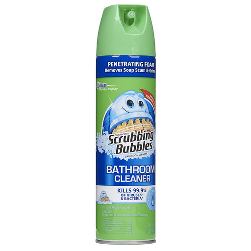 Scrubbing Bubbles Bathroom Cleaner - 12 X 623 Grams