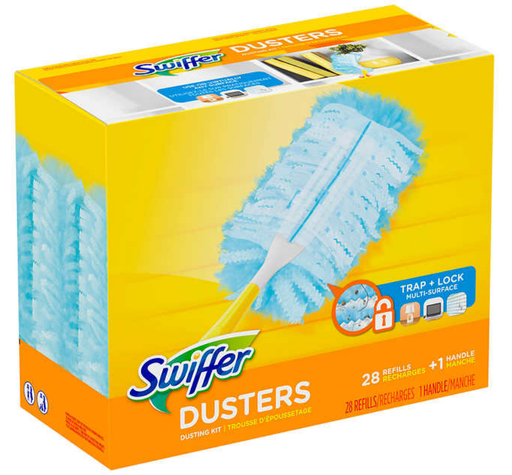 Swiffer Duster Refill with 1 Handle