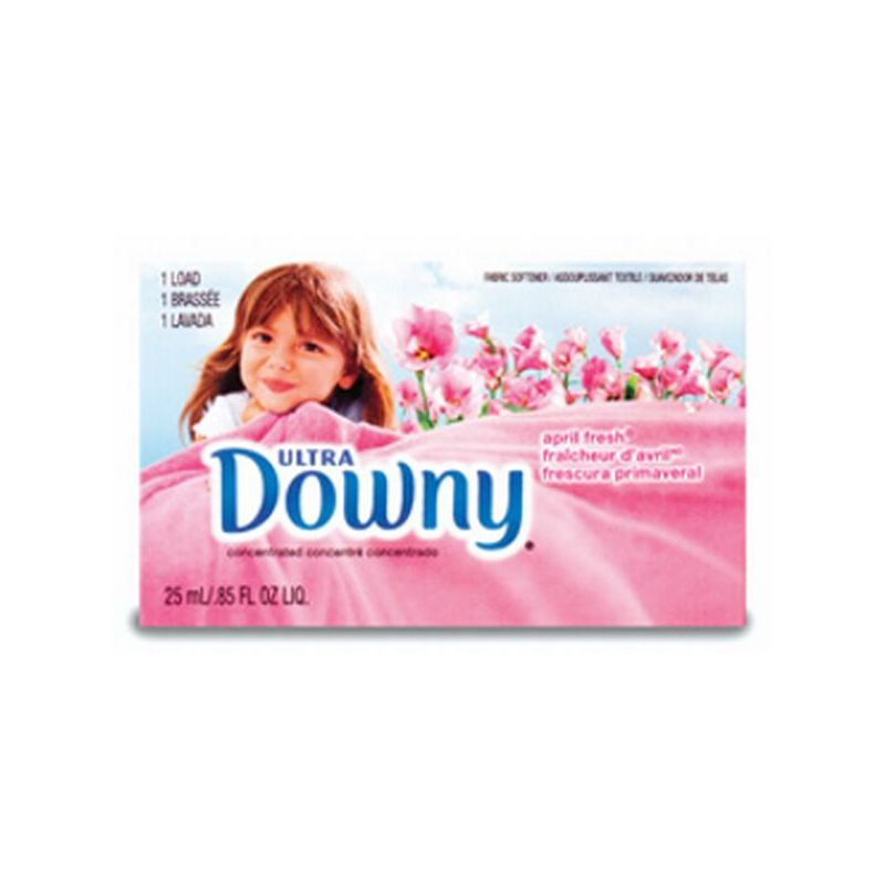 Downy Liquid Fabric Softener Coin Vending - 156 X 1 Ct