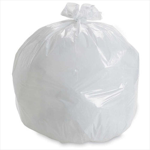 White Garbage Bags 24X22 Regular - 500/box