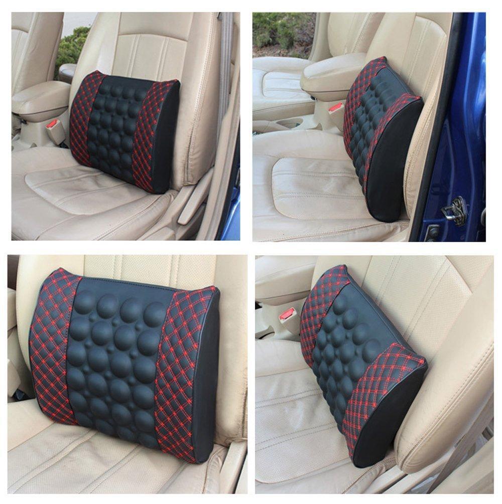 Car Lumbar Electric Massage Waist Pillow