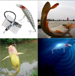 Lure Fish Bait Twitching Rechargeable