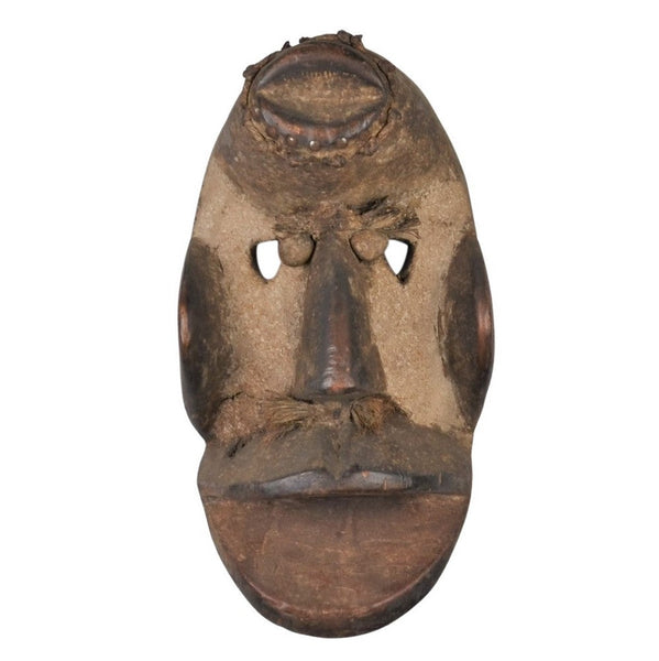 Antique African Wooden Dogon Mask