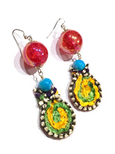 Load image into Gallery viewer, Red Berry Dream Earring - more colours available