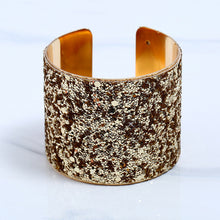 Load image into Gallery viewer, Sequin Shine Cuff Bangle