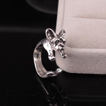 Load image into Gallery viewer, English Bulldog Ring Jewelry