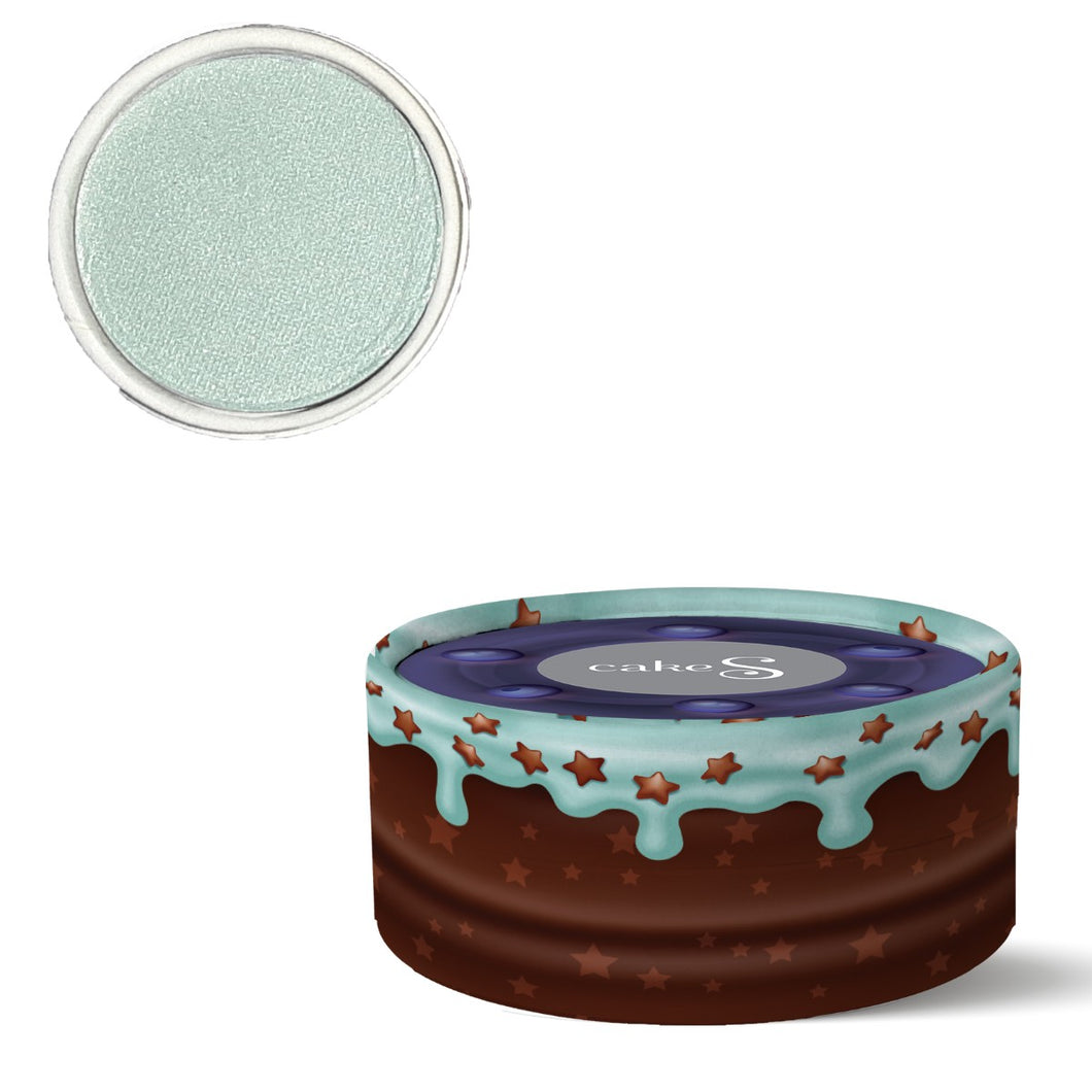 Cake By Snails Eyeshadow // Mint