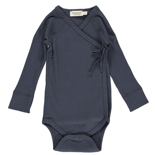 MarMar Body Mini LS // Blue by MarMar - Mini Pop Style