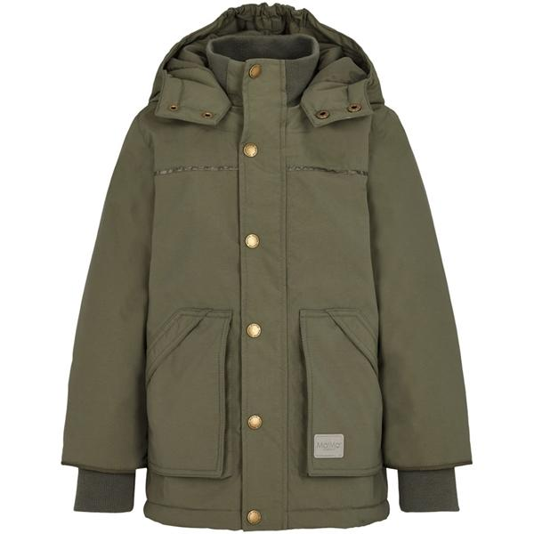 MarMar Oskar Tech Outerwear Jacket // Hunter