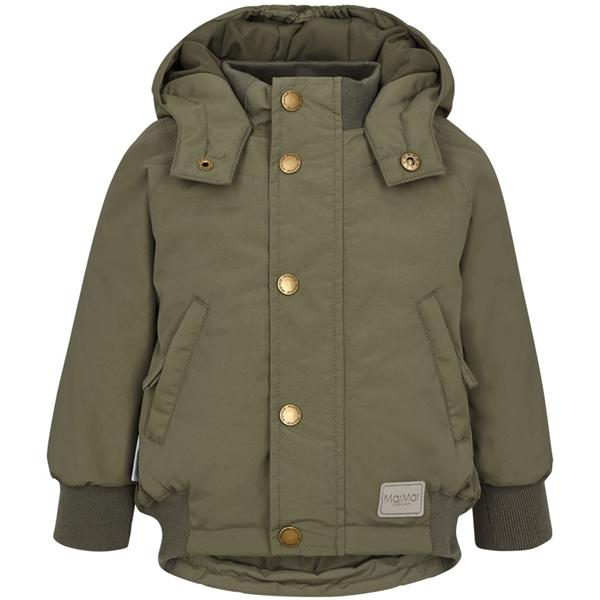 MarMar Ode Tech Outerwear Jacket // Hunter