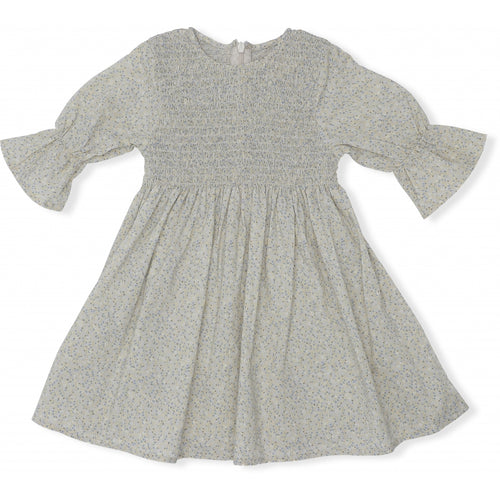 Konges Sløjd Emma Dress // Melodie Lemonade by Konges Sløjd - Mini Pop Style