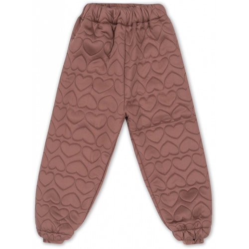 Konges Sløjd Thermo Pants Jersey // Cinnamon