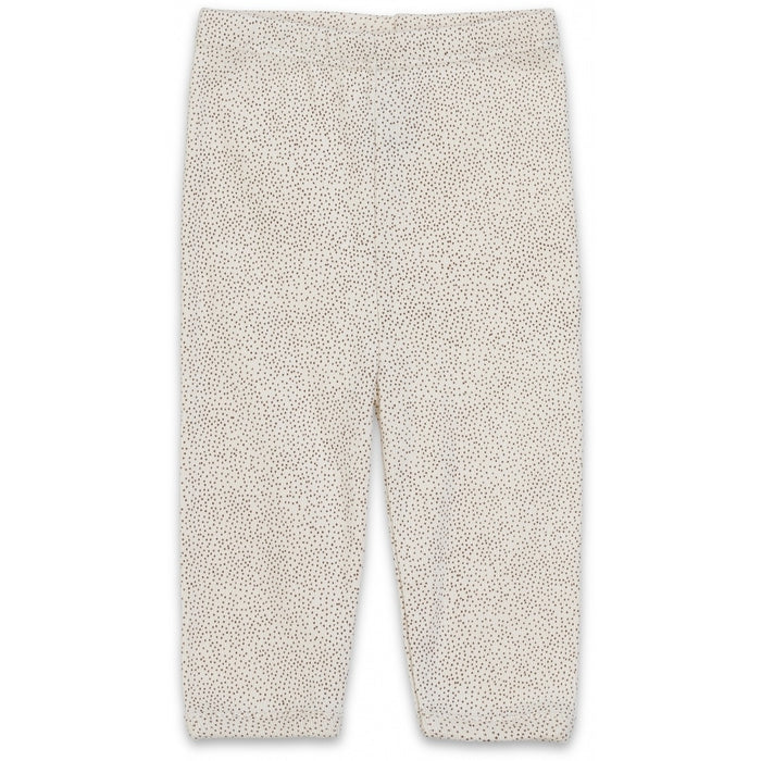 Konges Sløjd New Born Pants Deux // Caramel Mini Dots
